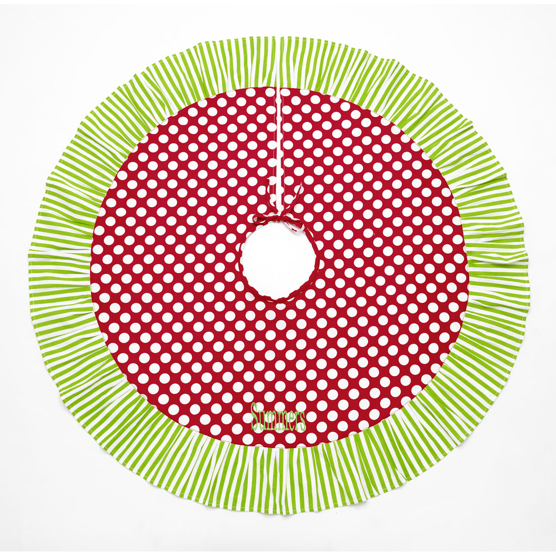 Dottie Tree Skirt