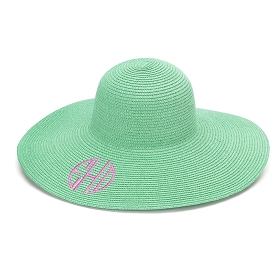 Mint Floppy Hat