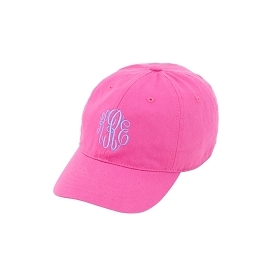 Hot Pink Kids Cap