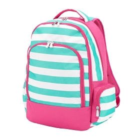 Skylar Stripe Backpack