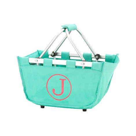 Mini Mint Market Tote