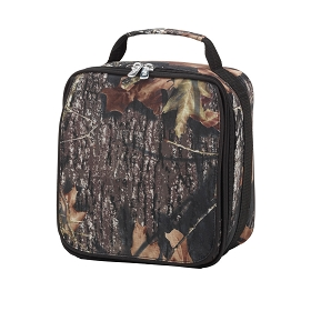 Woods Camo Lunch Tote