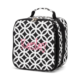 Sadie Black Lunch Tote