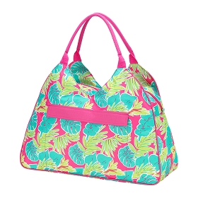 Tipsy Tropics Beach Bag