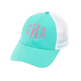 Mint Trucker Hat