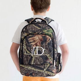 Woods Camo Backpack